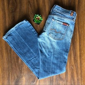 7FOM Boot Cut Jeans Size 26